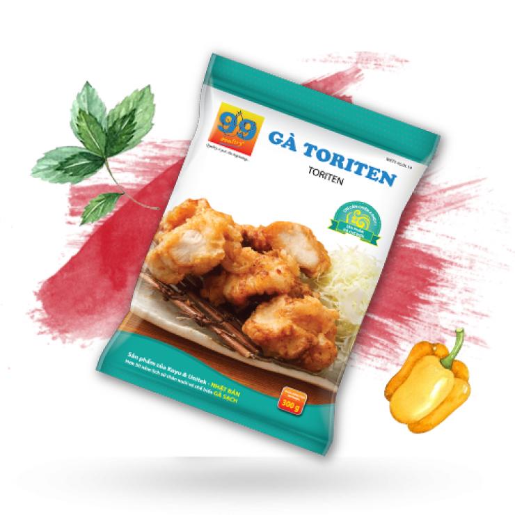 Gà Xiên Que – Chicken Kebarbs